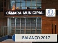 CÂMARA MUNICIPAL DE SÃO GOTARDO FAZ UM BALANÇO DO TRABALHO REALIZADO EM 2017