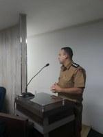 Comandante da Polícia Militar de São Gotardo Fala Sobre o Trabalho dos Vereadores da Câmara Municipal