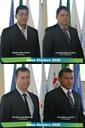 Mesa Diretora 2020